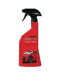 Mothers SpeedSpray Wax - 24oz *Case of 6*