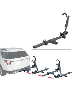 ROLA Convoy Modular Bike Carrier - Add-On Unit - Trailer Hitch Mount