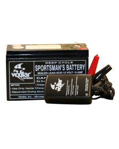Vexilar Battery & Charger