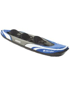 Sevylor Big BasinInflatable Kayak - 3-Person