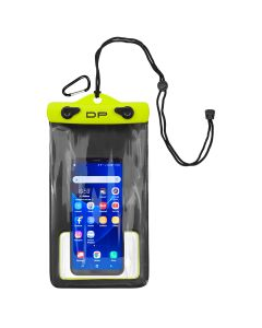 "Dry Pak Smart Phone/GPS/MP3 Case - Lemon Lime - 5"" x 8"""