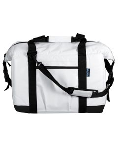 NorChill BoatBag xTremeSmall 12-Can Cooler Bag - White Tarpaulin