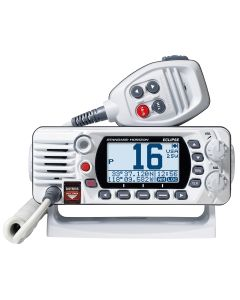 Standard Horizon GX1400G Fixed Mount VHF w/GPS - White
