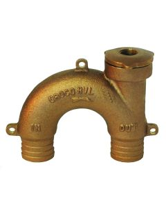 "GROCO Bronze Vented Loop - 3/4"" Hose"