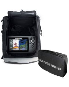 Humminbird HELIX 5 Chirp GPS G2 Portable w/Free Cover