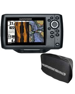 Humminbird HELIX CHIRP SI GPS G2 Combo w/Free Cover