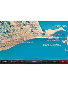 Garmin Standard Mapping - Louisiana West Classic microSD/SDCard