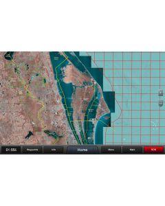 Garmin Standard Mapping - Florida East Pen Professional microSD/SDCard