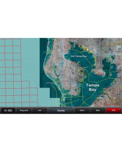 Garmin Standard Mapping - Florida West Pen Premium microSD/SDCard
