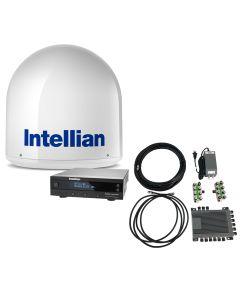 Intellian i2 US & Canada TV Antenna System + SWM16 Kit