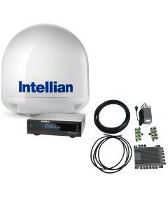 Intellian i3 US & Canada TV Antenna System + SWM16 Kit