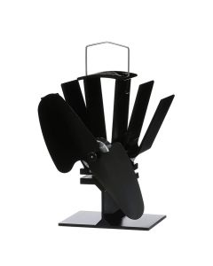 "Caframo Original Mini 6.5"" Ecofan - Black"