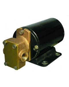 "GROCO Gear Pump 3/4"" NPT Ports - 12V"