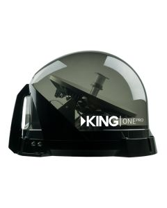 KING One ProPremium Satellite Antenna