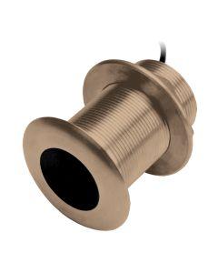 Furuno B150M Bronze Thru-Hull Chirp Transducer - Med Frequency - 0 degree
