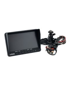 "VDO 7"" Rear View Camera Display w/Dual Input"