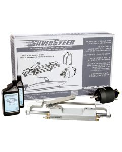 Uflex SilverSteerFront Mount Outboard Hydraulic Steering System - UC130 V2