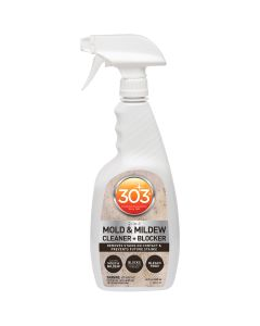 303 Mold & Mildew Cleaner & Blocker w/Trigger Sprayer - 32oz