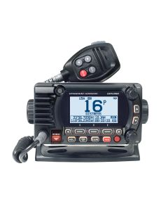 Standard Horizon 1850G Fixed Mount VHF w/GPS - Black