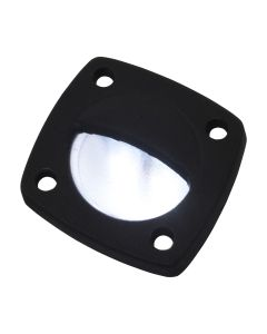 Sea-Dog LED Utility Light White w/Black Faceplate